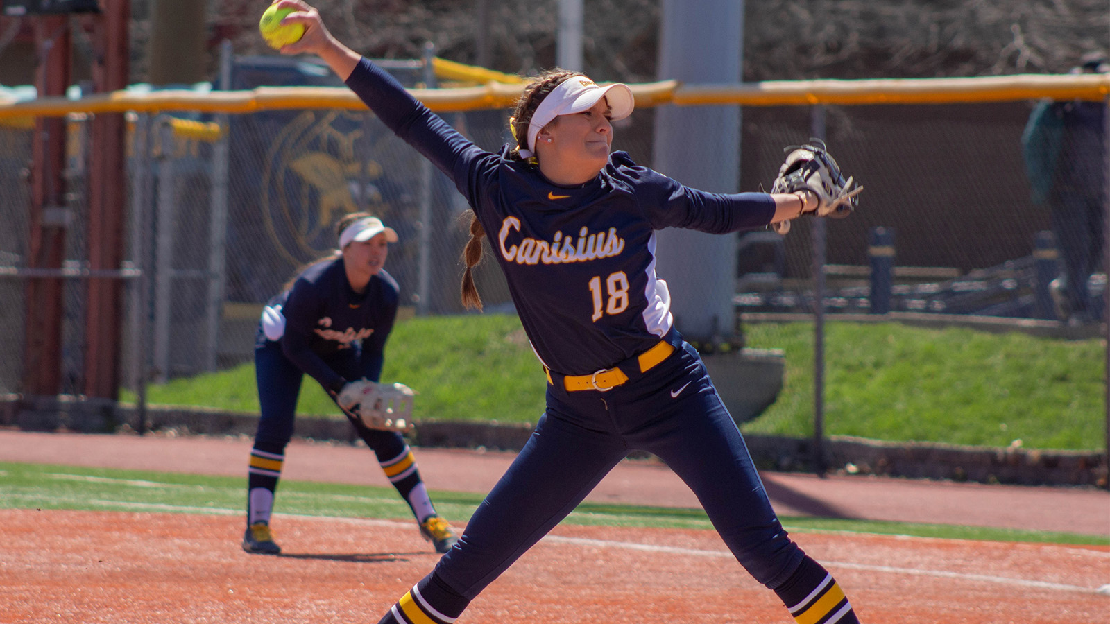 Softball Closes Out Regular Season At Home Canisius College Athletics