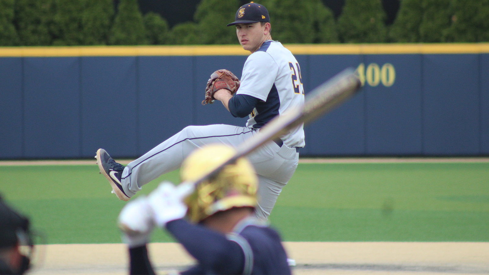 new concept 60949 1cba7 Baseball Falls Twice to Notre Dame - Canisius College Athletics