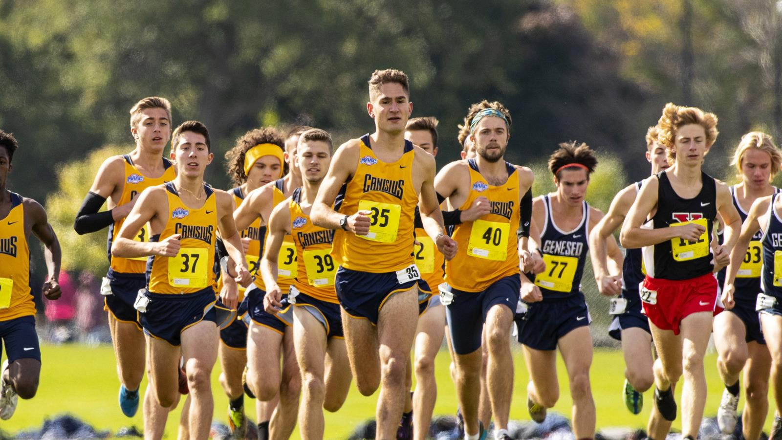 Cross Country/Track - Canisius College Athletics