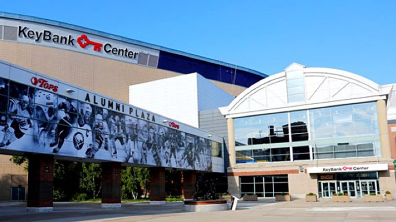 Men's Basketball to Play St. Bonaventure at KeyBank Center